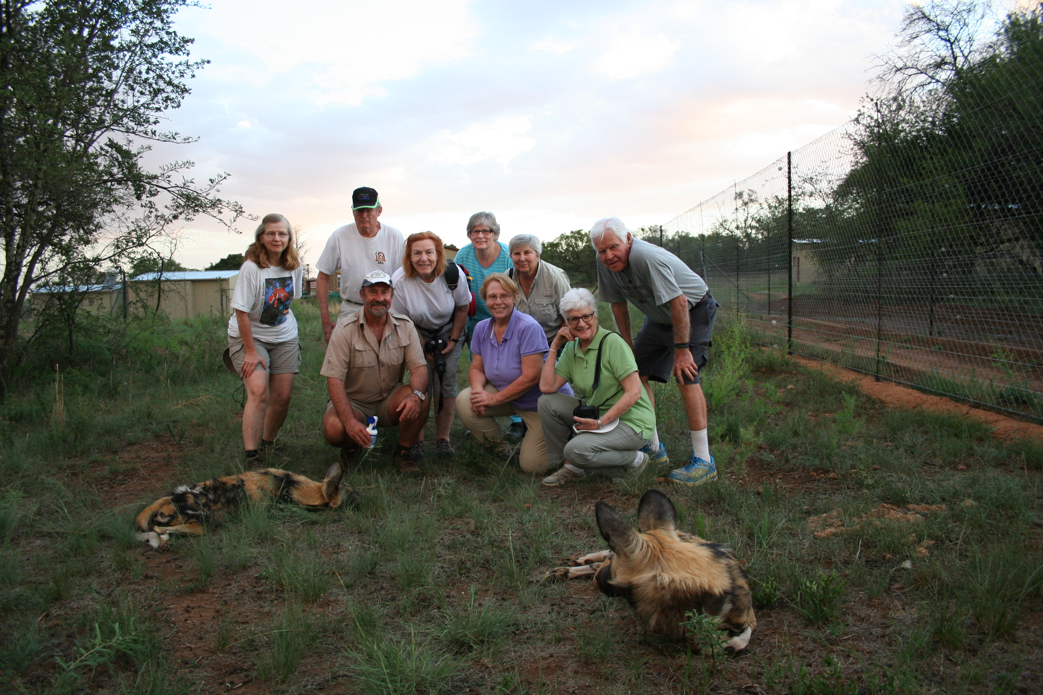 2016 group in South Africa